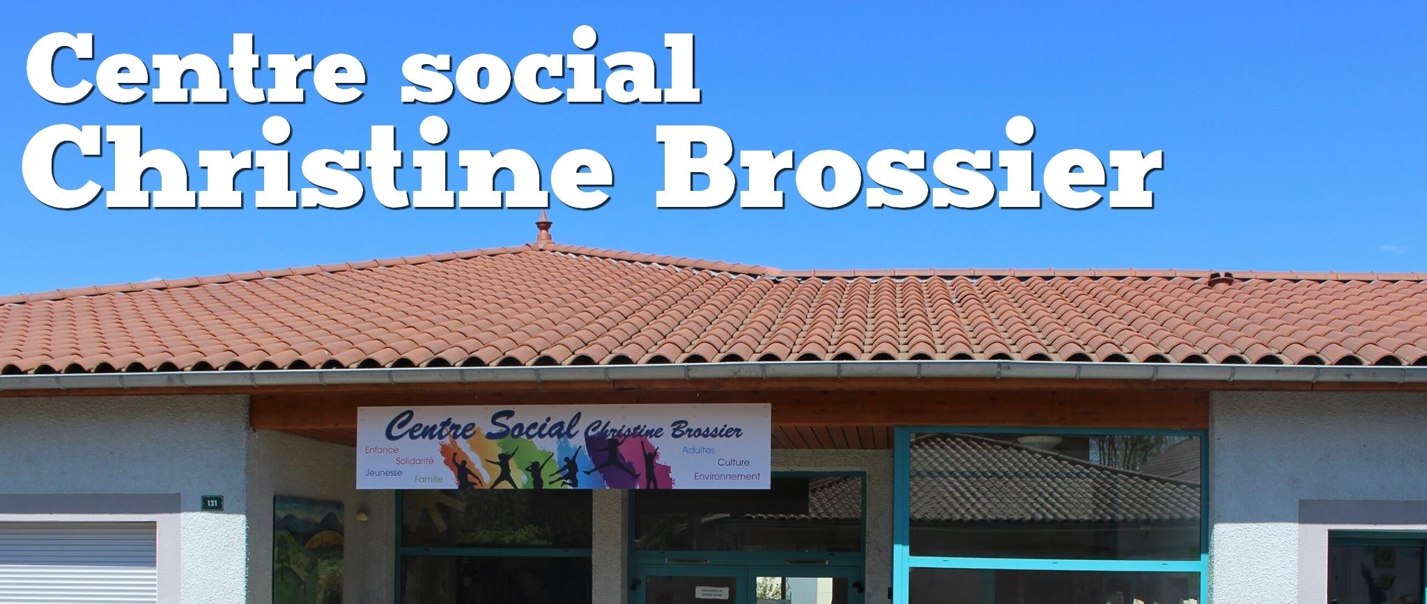Centre social Christine Brossier