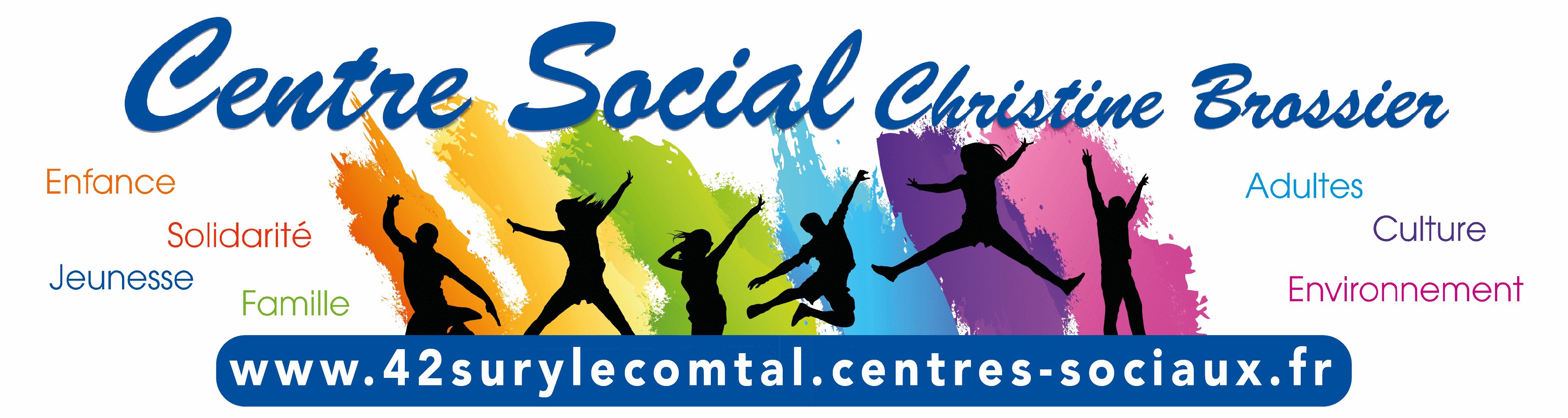 Bienvenue sur le site du Centre social Christine Brossier !